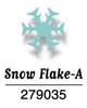 CarlaCraft CP-1N Snow Flake - A
