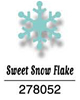 CarlaCraft CP-1N Sweet Snow Flake