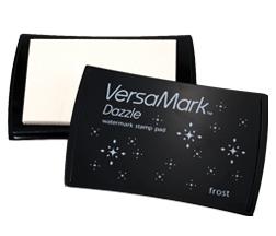 Tsukineko VersaMark Dazzle Frost