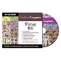 Crafter's Companion - Vintage Life CD ROM