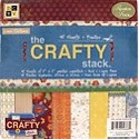 DCWV - Crafty Stack 12X12