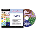 Crafter's Companion - Boys CD ROM