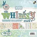 DCWV - Whimsy Paper Stack 8X8
