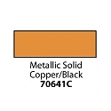 Friendly Plastic - Metallic Solid Copper/Black