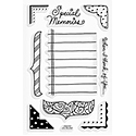Stampendous - Journal Notes