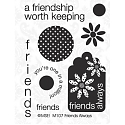 MSE Clear Stamp - Friends Always